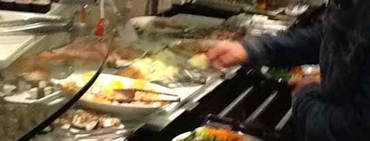 Maru Oriental Cuisine is one of Senhas wifi Curitiba.