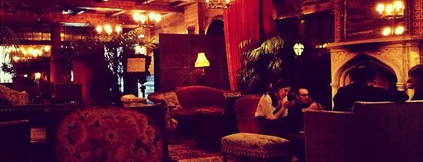 The Bowery Hotel is one of New York March '14.