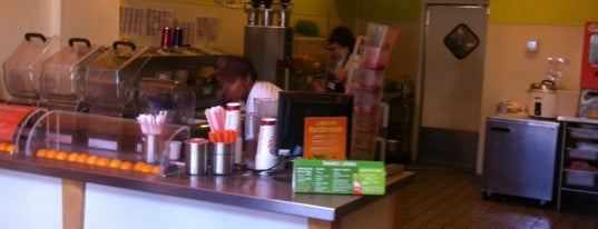 Jamba Juice Bancroft is one of Berkeley's Best.