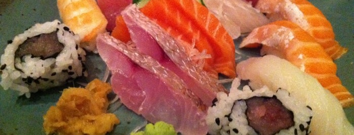 Kinu is one of Henri's TOP Japanese Food.