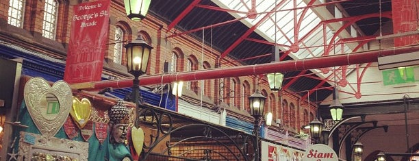 George's Street Arcade Market is one of Dublin - the ultimate guide.