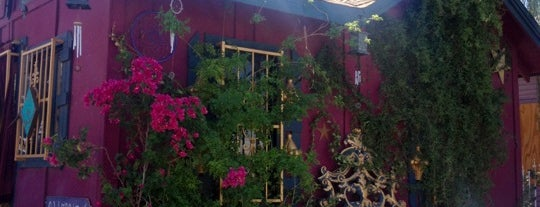 The Gypsy Den is one of Las Vegas' Antique Alley.