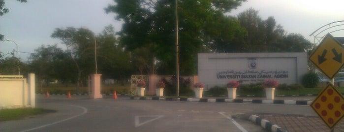 Universiti Darul Iman Malaysia Kampus Kusza is one of My hangout in Terengganu.