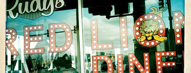 Rudy's Red Lion Diner is one of Favorite Restaurants.