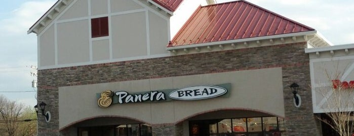 Panera Bread is one of Favorite Baltimore Restuarants.