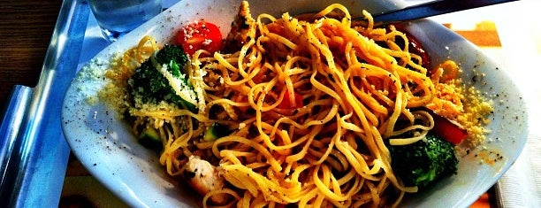 Vapiano is one of Places to Use Campus Cash.