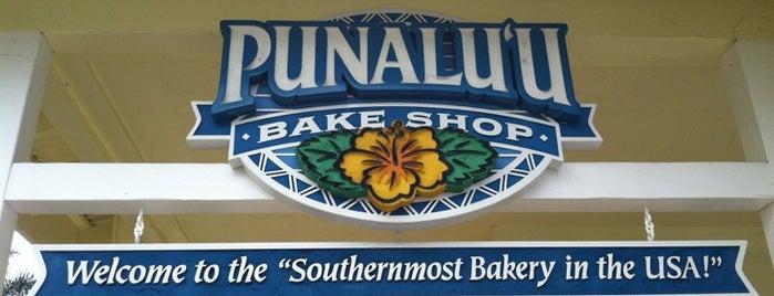 Punalu'u Bake Shop & Visitor Center is one of Hawaii's Big Island Weekend.