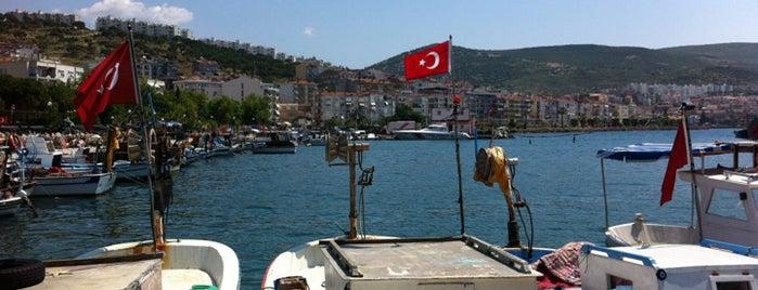 Dikili is one of İzmir.