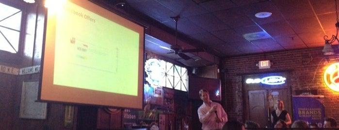 Manuel's Tavern is one of Atlanta's Best Bars - 2012.