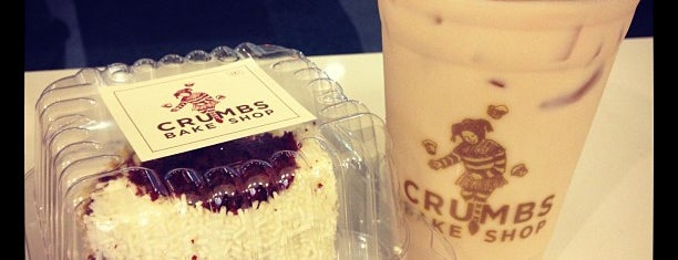Crumbs Bake Shop is one of Baker's Dozen - New York Venues.
