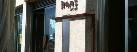 Brown's Café Bar is one of Roteiro gastronômico do Eusébio.