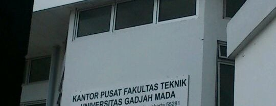 KPFT UGM is one of UGM.