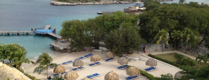 Hilton Curaçao is one of Curaçao places.
