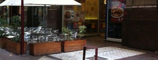 Burger King is one of Gastronomía en Santiago de Chile.