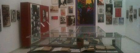 Museo Casa de León Trotsky is one of Galerías y Museos @ DF.