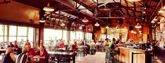 """Founders Brewing Co. - Grand Rapids is one of Best Places in Grand Rapids for """"People Watching""""."""