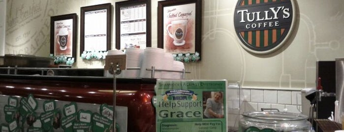 Tully's Coffee is one of Top picks for Coffee Shops.