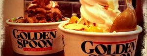 Golden Spoon is one of Uber Yogurt.