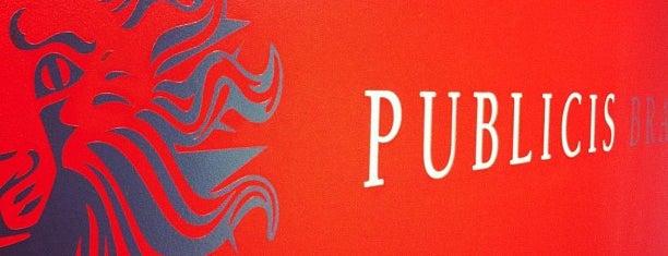 Publicis Brasil is one of Agências de Publicidade.
