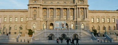 Library of Congress is one of National Mall Tour.