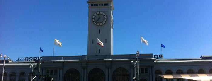 Ferry Building Marketplace is one of San Francisco, my love..