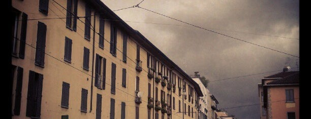 Corso di Porta Ticinese is one of Best places in Milan.