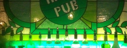 Irish Pub is one of PSN Sponsor Bars.