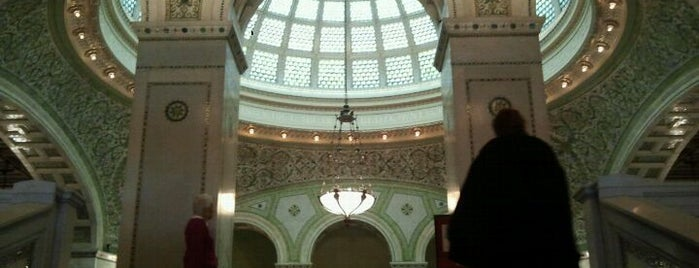 Chicago Cultural Center is one of Two days in Chicago, IL.