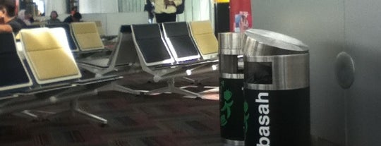 Zone 3 is one of Soekarno Hatta International Airport (CGK).