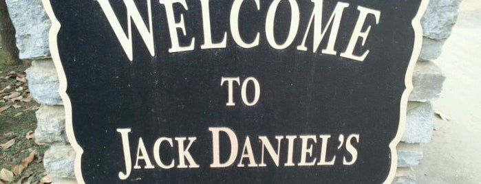 Jack Daniel's Distillery is one of Nashville to-do.