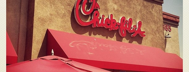 Chick-fil-A is one of The 15 Best Places for Southern Food in Riverside.