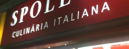 Spoleto Culinária Italiana is one of Meus lugares.