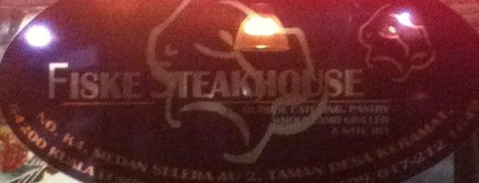 Fiske Steakhouse is one of Ukay's Food.