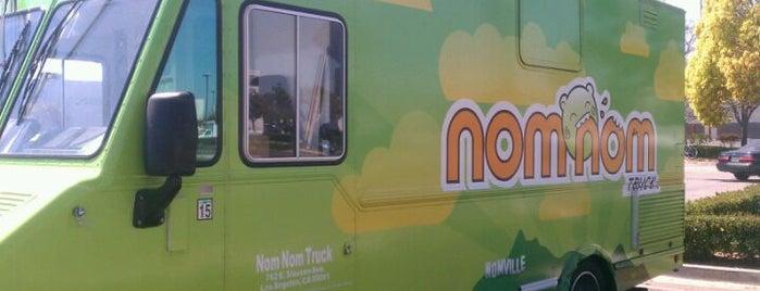 Nom Nom Truck is one of Best LA Food Trucks.