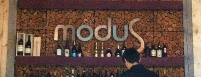 Modus Cafe is one of Eat&Drink in Moscow.