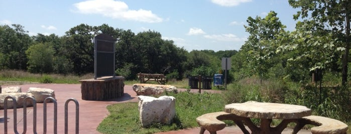 Robert L. B. Tobin Park is one of The 15 Best Places for Biking in San Antonio.