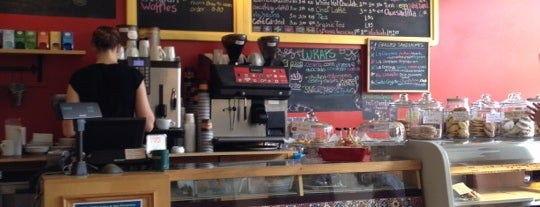Café Morala is one of No town like O-Town: Indie Coffee Shops.