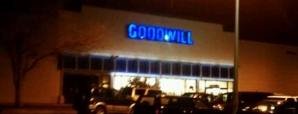 Goodwill Retail Store is one of Asheville.
