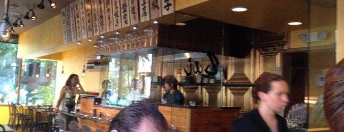 Yakitori Zai is one of Best new restaurants 2012.