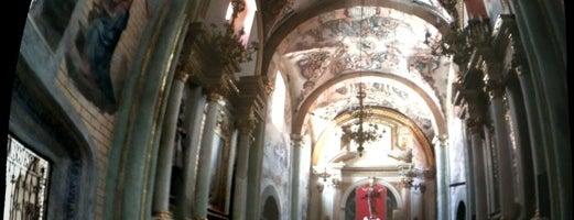Santuario de Jesús Nazareno de Atotonilco is one of SMA + GTO.