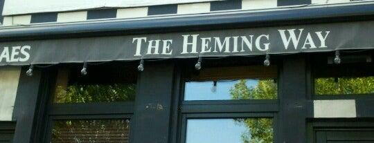 The Heming Way is one of Must-visit Nightlife Spots in Antwerpen.