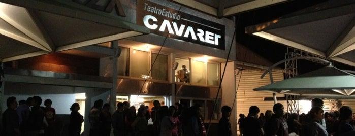 Teatro Estudio Cavaret is one of Reto 100 ZMG.