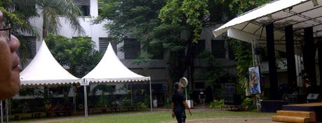 Taman Museum Bank Mandiri is one of Miscellaneous Places in Jakarta.