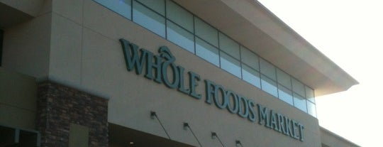Whole Foods Market is one of Phoenix.