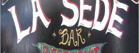 Bar La Sede is one of Restaurantes, Bares, Cafeterias y el Mundo Gourmet.
