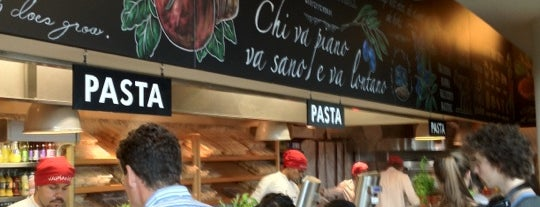 Vapiano is one of The 15 Best Places for a Pizza in Amsterdam.