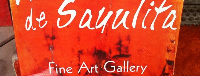 Arte De Sayulita is one of Lo mejor de Sayulita, NAY.