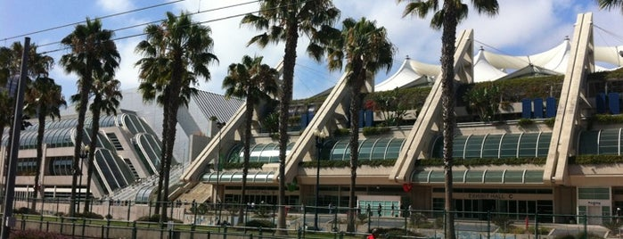 San Diego Convention Center is one of San Diego.