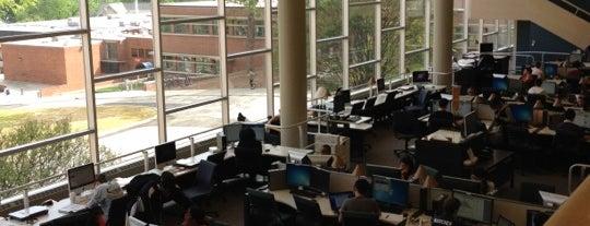 Georgia Tech Library is one of Georgia Tech.
