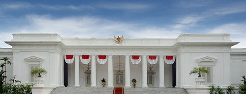 Istana Negara is one of Enjoy Jakarta 2012 #4sqCities.